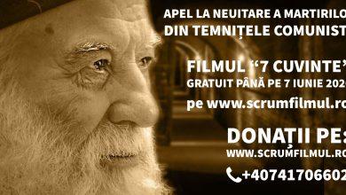 """Photo of Filmul """"7 Cuvinte"""", gratuit, online, până în 7 iunie"""