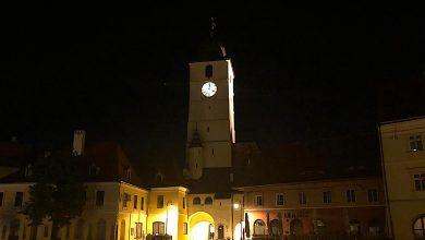 Photo of FOTO/VIDEO: Ce s-a întâmplat în centrul Sibiului, în prima oră a stării de alertă
