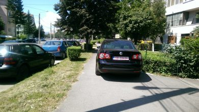 Photo of Parcări noi pe strada Rahovei?
