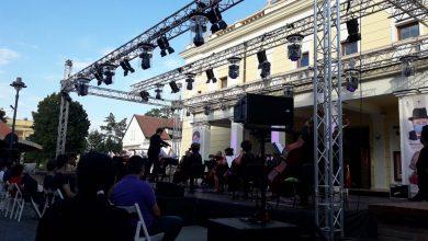 Photo of Video: Vara Filarmonicii pe Cea mai frumoasă stradă din Sibiu
