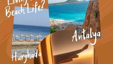 Photo of Vă e dor de mare? Zborurile spre Antalya (Turcia) și Hurghada (Egipt) se reiau din Sibiu