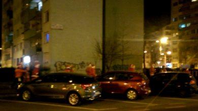 Photo of Imagini inedite cu Moși Crăciun, la încălzire pe Bulevardul Mihai Viteazu