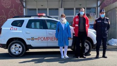 """Photo of Crucea Roșie a început activitatea cu """"Vaccinomobilul"""""""
