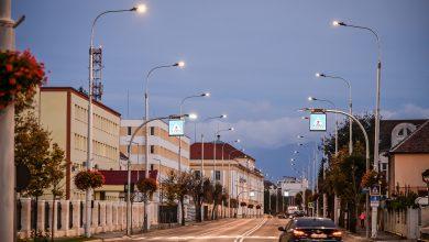 Photo of Iluminatul public, modernizat în Sibiu. Investiții de aproape 8.6 milioane lei