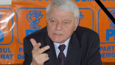 Photo of Nicolae Nan, fost președinte CJ Sibiu și cetățean de onoare al județului, a murit