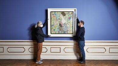 Photo of Un tablou de Gustav Klimt, expus la Viena după mai bine de un secol