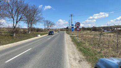 Photo of Atenție, șoferi: CJ Sibiu a montat calmatoare de viteză pe DJ 106 Sibiu- Agnita
