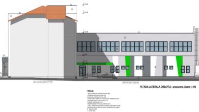 """Photo of Școala Gimnazială """"Regele Ferdinand"""" din Sibiu se extinde și va avea o sală de sport"""