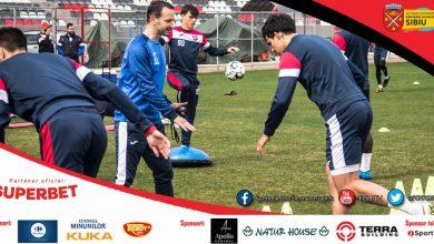 Photo of Toate testele COVID-19 ale fotbaliștilor FC Hermannstadt, negative