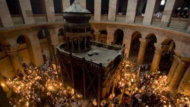 Photo of Lumina Sfântă de la Ierusalim ajunge sâmbătă în România