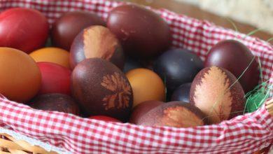 Photo of Cum să vopsești ouăle natural, fără chimicale