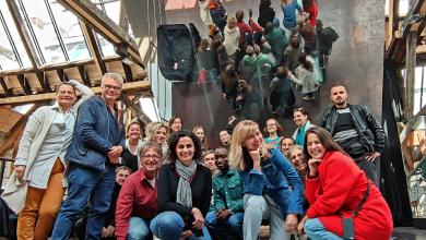 """Photo of Întâlnirea inaugurală în format fizic a proiectului european """"People Power Partnership"""" dă tonul primului spectacol live"""