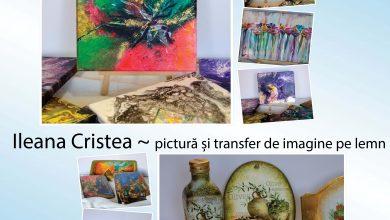"""Photo of Expoziția """"Pânză și lemn"""" se mută în foaierul Bibliotecii ASTRA"""