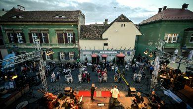 Photo of Vaccinare în cadrul unui maraton artistic, de Ziua Europei, la Filarmonica de Stat Sibiu