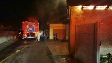 Photo of VIDEO| Incendiu la o casă din Cristian. Opt butelii, în pericol să explodeze