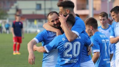 """Photo of Viitorul Șelimbăr a încheiat sezonul regulat pe primul loc 1 în Liga a III-a. Antrenorul Florin Maxim: """"A fost dificil!"""""""