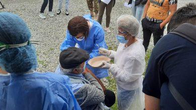 Photo of Ministrul Sănătății a vaccinat astăzi localnicii din Porumbacu de Jos