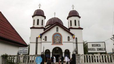 """Photo of Biserica """"Învierea Domnului"""" din Dumbrăveni a fost sfințită"""