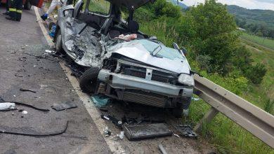 Photo of Accident mortal pe DN14. Un medieșean de 72 de ani și-a pierdut viața