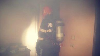 Photo of Deșeuri menajere și lemnoase au luat foc în Sibiu