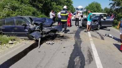Photo of Accident pe DJ106, la Hosman. Un bărbat de 64 de ani, la spital