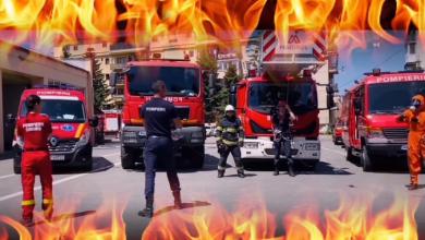 "Photo of VIDEO| Ce fac pompierii sibieni pe melodia ""Astronaut In The Ocean"""