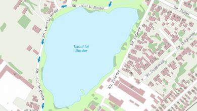 Photo of Din 22 iunie, pe strada Lacul lui Binder se va circula în sens unic