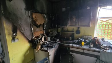 Photo of Două case din Slimnic și Șelimbăr au luat foc