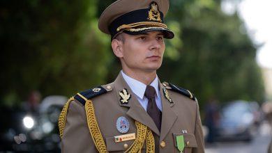 """Photo of Alberto Mihalache, șeful promoției Academiei Forțelor Terestre din Sibiu: """"Este locul unde mi-am depășit limitele, dându-mi seama că sunt mult mai puternic decât credeam!"""""""