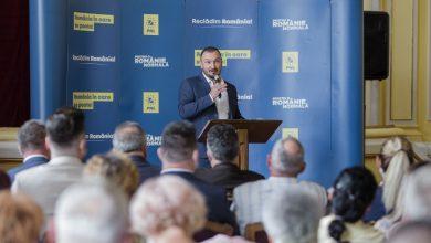 Photo of Adrian Bibu, noul președinte al organizației municipale PNL Sibiu