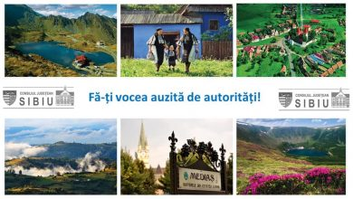 Photo of Care sunt prioritățile de dezvoltare ale județului Sibiu? Fă-ți vocea auzită în doar cinci minute!