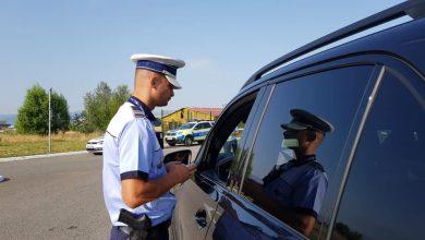 """Photo of Șoferii vitezomani, """"taxați"""" de polițiștii sibieni. Amenzi de peste 10.000 de lei, aplicate de oamenii legii în trei ore"""