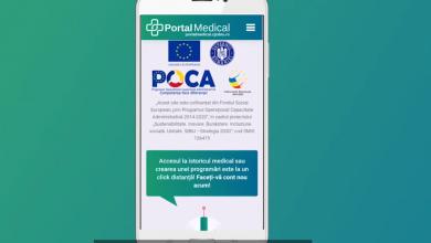 Photo of VIDEO| Platforma Portal Medical are noi funcții. Cum vă puteți crea contul