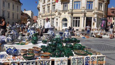Photo of Olarii își deschid târg, în primul weekend al toamnei, în centrul Sibiului
