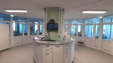 Photo of SCJU Sibiu a redeschis etajul doi al Secției Clinice ATI,  după efectuarea unor lucrări complexe de modernizare