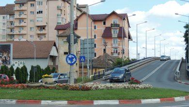 Photo of Viaductul spre Calea Șurii Mari și giratoriul de la intersecția străzilor Lungă și Rusciorului intră în reparații