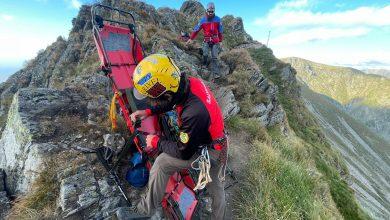 Photo of VIDEO| Turist belgian, accidentat în Munții Făgăraș. A intervenit elicopterul SMURD