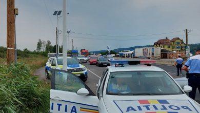 Photo of 45 de șoferi au rămas fără permis, în județul Sibiu, în doar patru ore. Cei mai mulți, din cauza vitezei