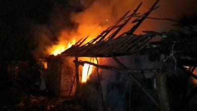 Photo of Incendiu la o șură din Dealu Frumos, din cauza unui trăsnet