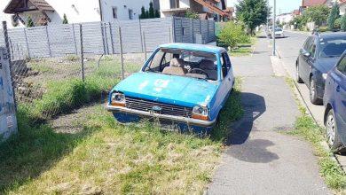 Photo of 375 de mașini abandonate pe domeniul public, ridicate de Primărie