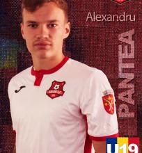 Photo of Alexandru Pantea de la FC Hermannstadt, convocat la Echipa Națională a României U19