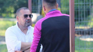 Photo of Remus Șerban, președintele secției de fotbal a CSC 1599 Șelimbăr