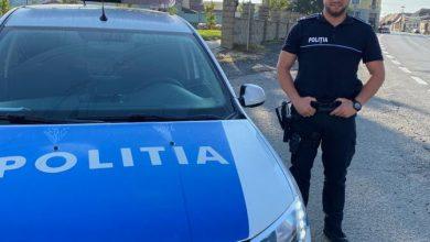 """Photo of Șeful de post al Poliției Apoldu de Jos a intervenit la stingerea unui incendiu pe A1. IPJ Sibiu: """"Și-a făcut datoria de om!"""""""