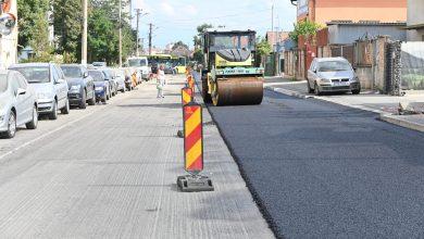 Photo of Un strat nou de asfalt pe strada Țiglari