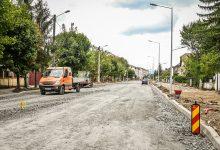 Photo of Modernizarea Căii Dumbrăvii avansează. Un nou tronson intră în lucru