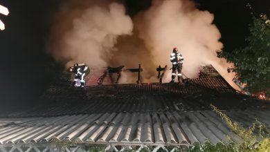 Photo of Incendiu la o casă de pe strada Tomis
