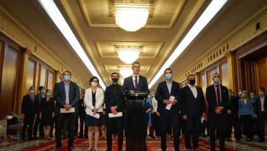 """Photo of Miniștrii USR PLUS au demisionat din Guvern. Barna: """"Nu putem merge mai departe cu un premier care guvernează fără un minim respect pentru acordurile de coaliție"""""""