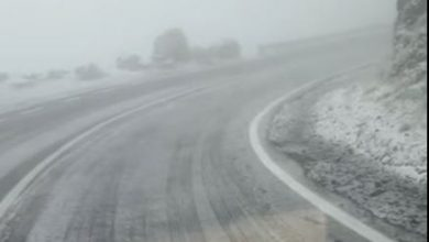 Photo of VIDEO| Prima ninsoare pe Transfăgărășan. Drumul a împlinit, ieri, 47 de ani