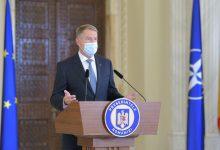 """Photo of Iohannis anunță noi restricții: """"Este o perioadă a suferinței, o dramă națională de proporții teribile!"""""""